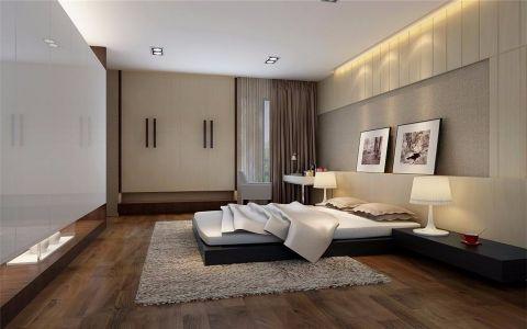 卧室照片墙现代简约风格装修设计图片