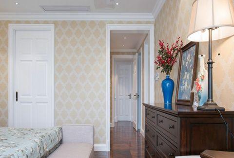 卧室走廊北欧风格装潢效果图