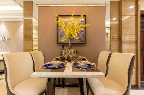 餐厅照片墙简约风格装修效果图