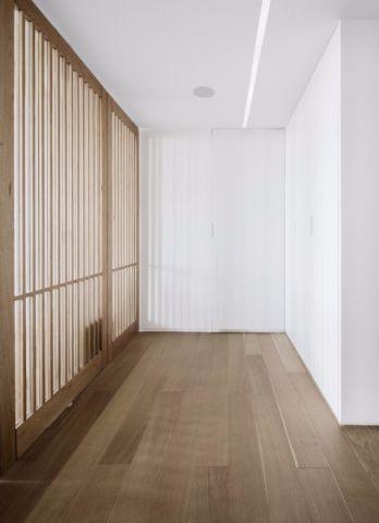 玄关推拉门日式风格装饰设计图片