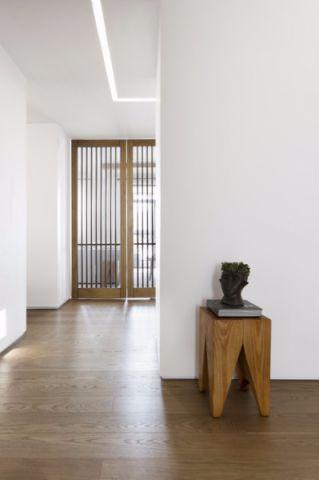 玄关走廊日式风格装潢设计图片