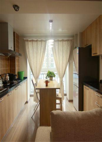 厨房细节北欧风格效果图