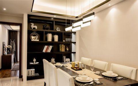餐厅吊顶北欧风格装饰效果图