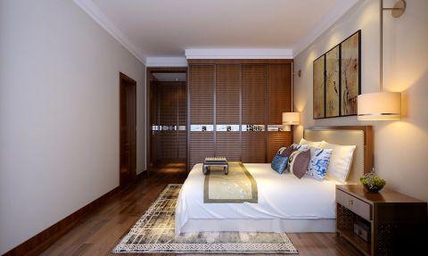 卧室走廊中式风格装潢图片
