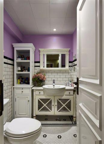 卫生间吊顶新古典风格装修设计图片
