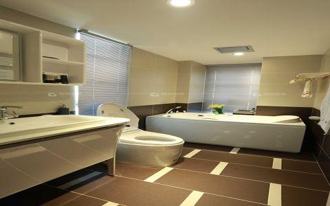 卫生间细节简约风格装饰效果图
