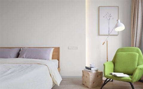 卧室细节简单风格装修图片