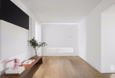 客厅吊顶日式风格装饰图片