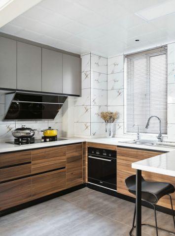 厨房吊顶简约风格装修图片