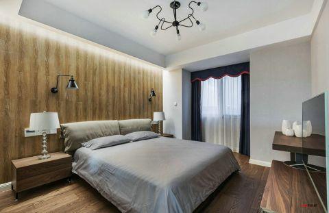 卧室吊顶简约风格装修设计图片