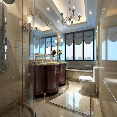 卫生间吊顶新古典风格装饰图片