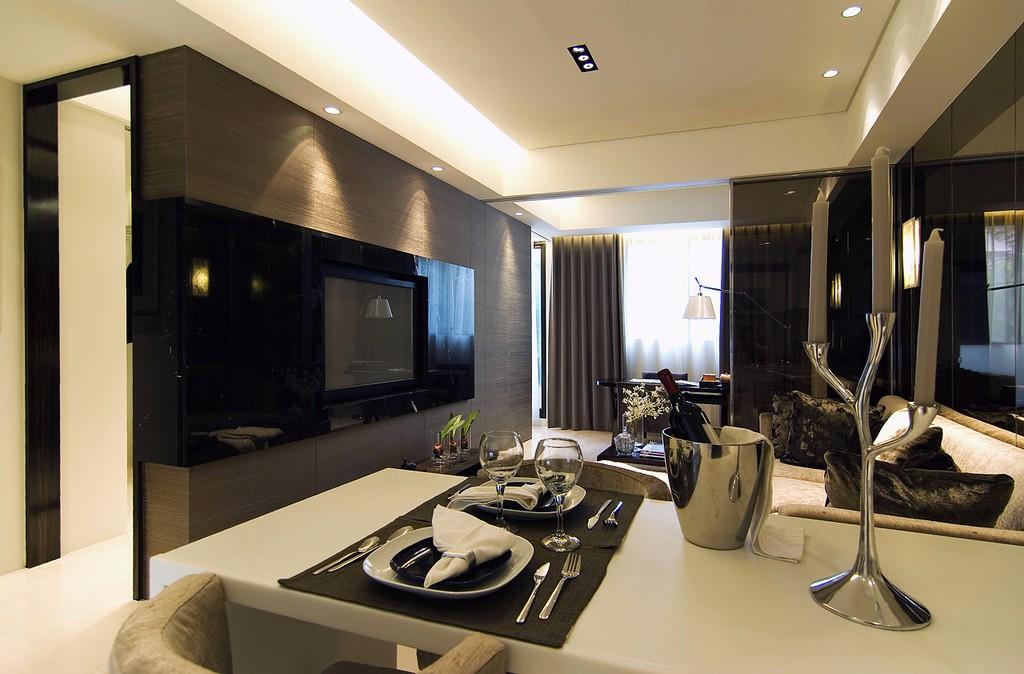 3室2卫2厅300平米现代简约风格