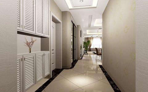 玄关走廊简约风格装饰图片