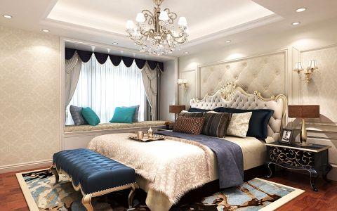 卧室细节欧式风格装饰效果图