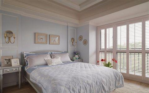 卧室吊顶田园风格装修图片
