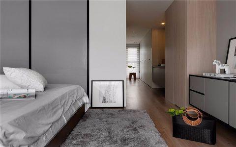 卧室走廊简中风格装潢图片