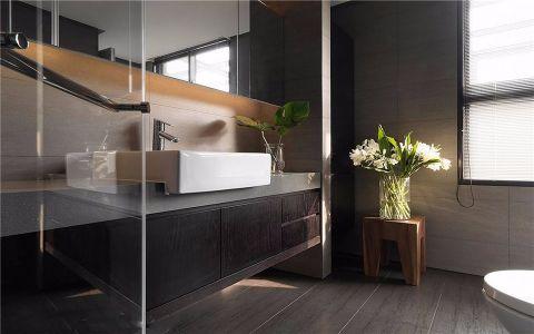 卫生间细节简中风格装潢设计图片