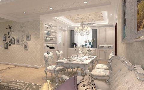 餐厅细节欧式风格装饰图片