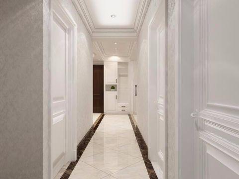 餐厅走廊简欧风格装饰效果图