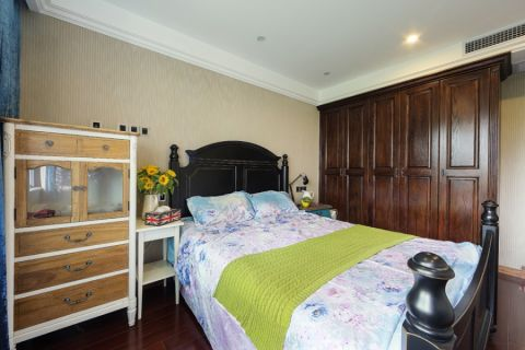 卧室细节新古典风格装修图片