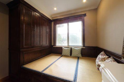 卧室榻榻米新古典风格装饰图片