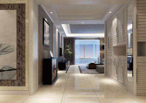 玄关走廊简中风格装修设计图片