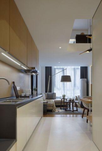 厨房橱柜现代风格装饰效果图