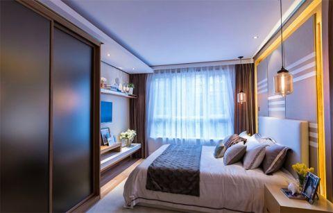 卧室橱柜简欧风格装饰设计图片
