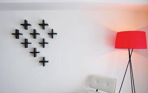 客厅细节北欧风格装饰图片
