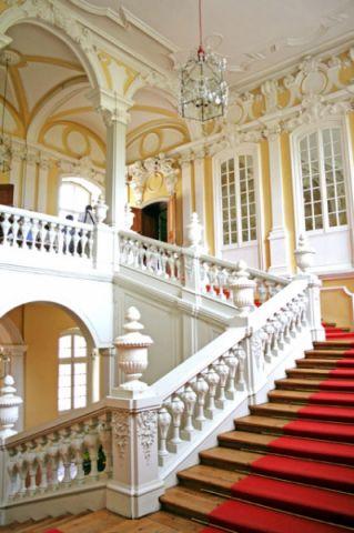 时尚创意简欧风格楼梯装修效果图