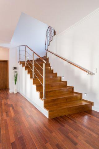 楼梯简欧风格效果图