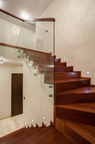 楼梯简欧风格装修效果图