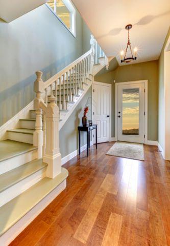 楼梯简欧风格装饰效果图