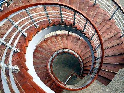 楼梯简欧风格装修图片