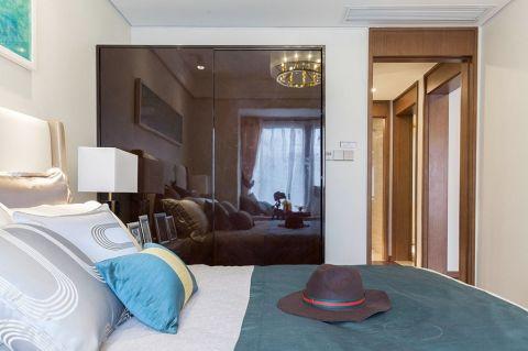 卧室细节现代简约风格装潢图片