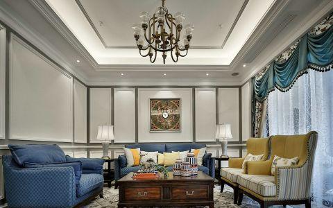 金域华府90平方简约风格三居室装修效果图