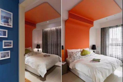 世欧王庄120平现代简约三室一厅装修效果图