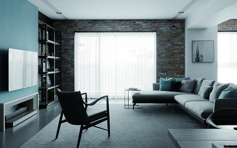 3室2卫1厅111平米简约风格
