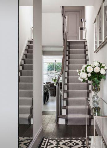 时尚创意现代风格楼梯装修效果图