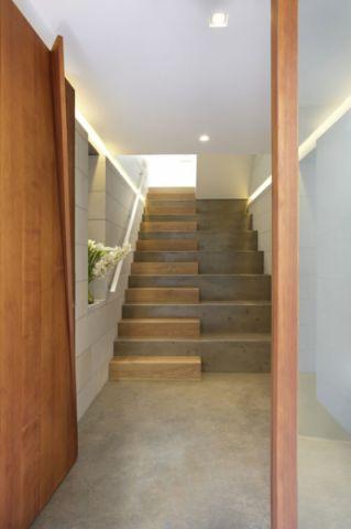 简约现代风格楼梯装修效果图_土拨鼠装修2017装修图片大全