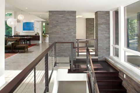 个性休闲现代风格楼梯装修效果图_土拨鼠装修2017装修图片大全