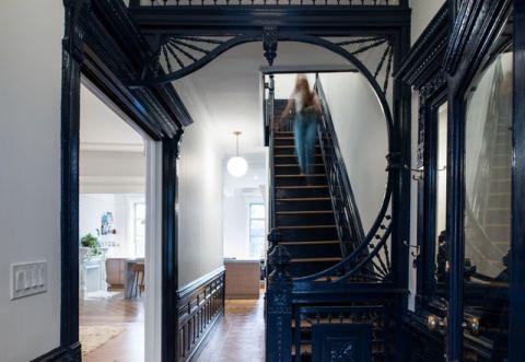格调简欧风格楼梯装修效果图