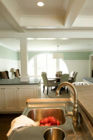 厨房细节美式风格装修效果图