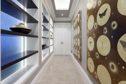 走廊现代风格装饰效果图