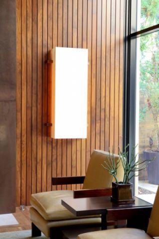 客厅背景墙现代风格装潢设计图片