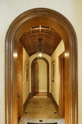 走廊混搭风格装饰图片