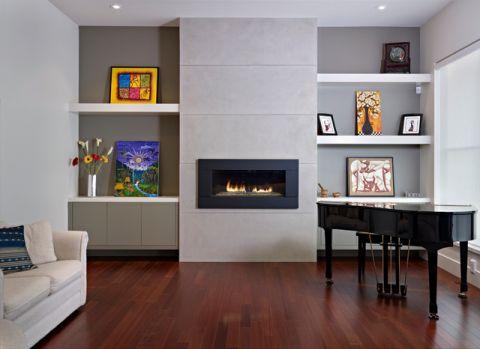 独具风情现代风格客厅装修效果图