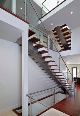 楼梯现代风格装潢效果图
