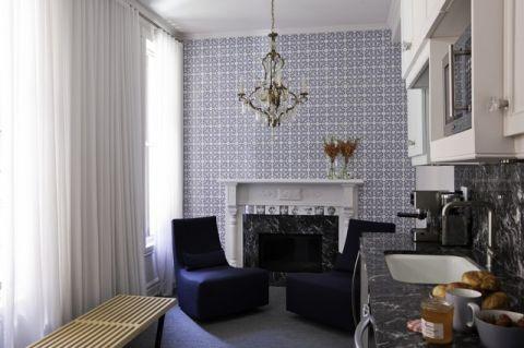 厨房细节简欧风格装潢图片