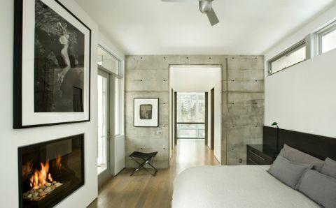 井井有条现代风格卧室装修效果图